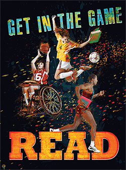 Poster for Teens Summer Reading