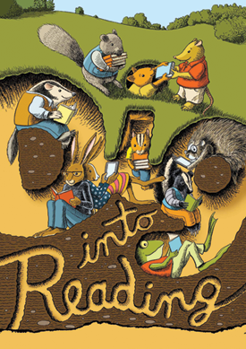 Poster for Kids Summer Reading